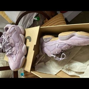 Yeezy 500 Worn once only